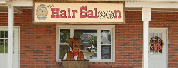Hair and Beauty Salon with a Western flair in East Windsor, CT - The Hair Saloon
